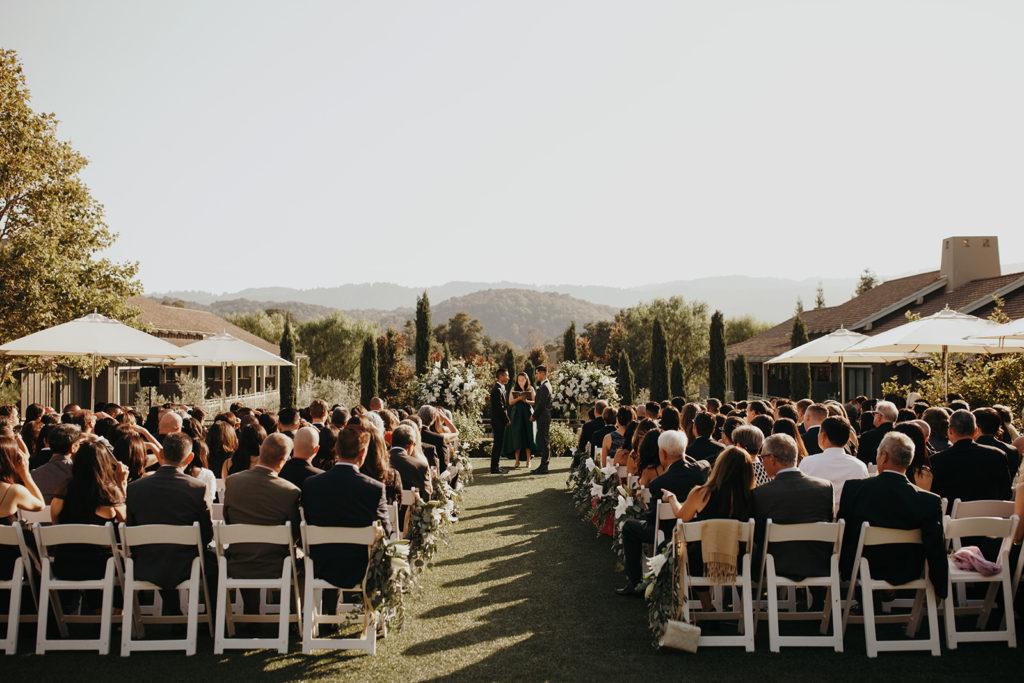 Justin & Jo ceremony